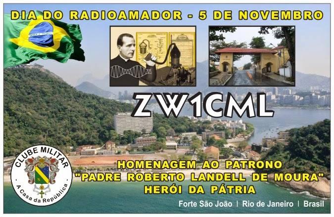 DIA DO RADIOAMADOR BRASILEIRO - 2016