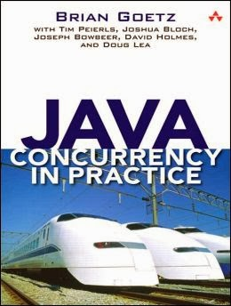 best books for learning java : java concurrency in practice