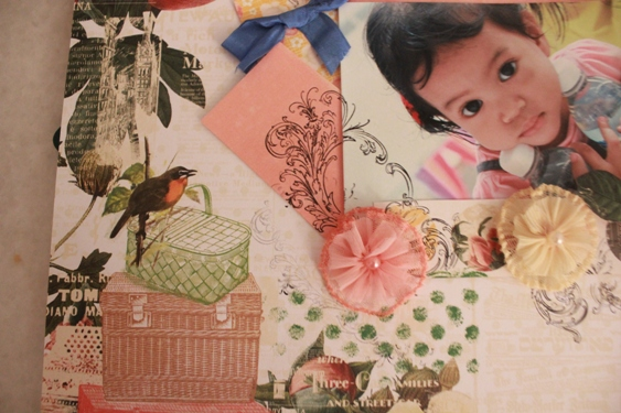 Hand Made by SJ: Webster's Pages Park Drive Collection