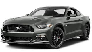 2015 Mustang V6 Horsepower