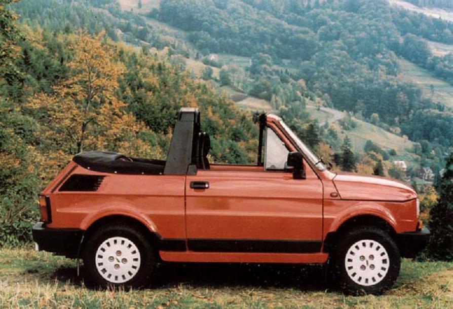 Fiat 126bis Modifiye Picture.