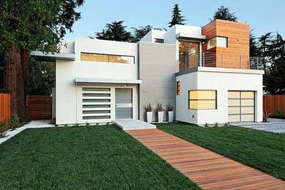 Contoh Rumah Minimalis Terbaru 2012