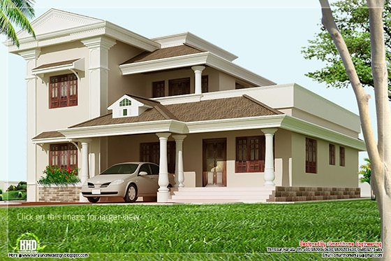 3 bedroom home design