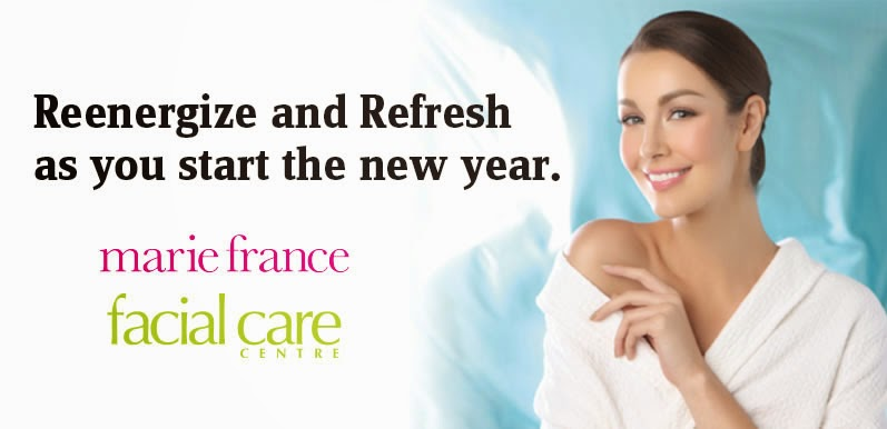 Unionbank Credit Card: Marie France/ Facial Care Centre