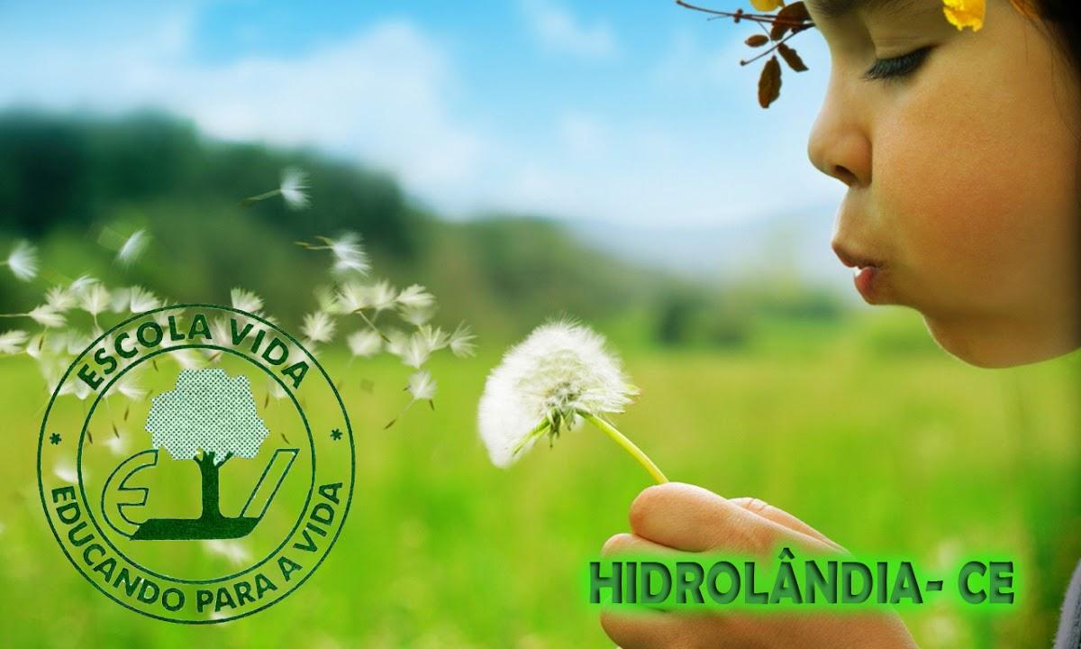 Escola Vida Hidrolândia-Ce