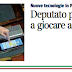 &quot;Il compagno di banco di Capezzone gioca a ruzzle&quot;