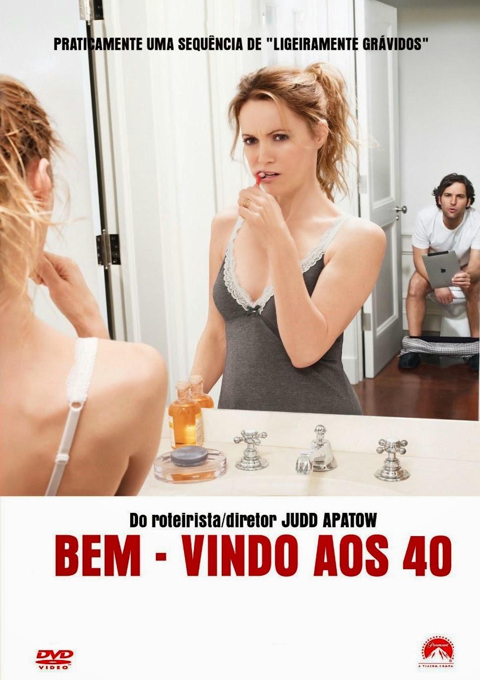 Bem-Vindo aos 40 – Dublado (2012)