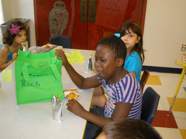 Kids unleashed their creativity at our twoday book decorating