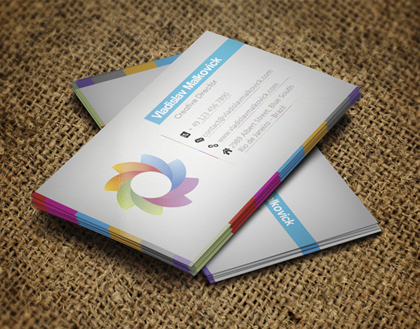 6) Business Card