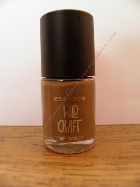 LAKIER ESSENCE WILD CRAFT 02 OUT OF THE FOREST