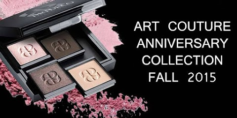 Artdeco Art Couture Anniversary Collection Fall 2015