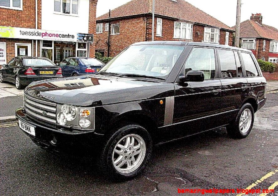 2003 03 Reg Land Rover Range Rover HSE 5 SPEED AUTOMATIC DIESEL