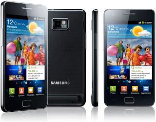 Samsung Galaxy S II Upgrade Ice Cream Sandwich