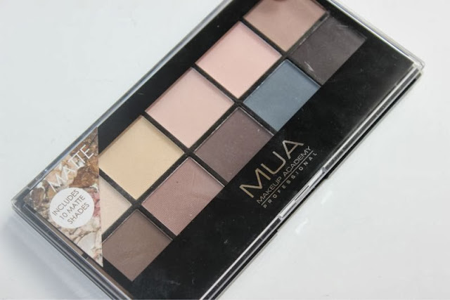 MUA Ever After Matte Palette