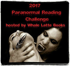Latte Boks Paranormal Reading Challenge