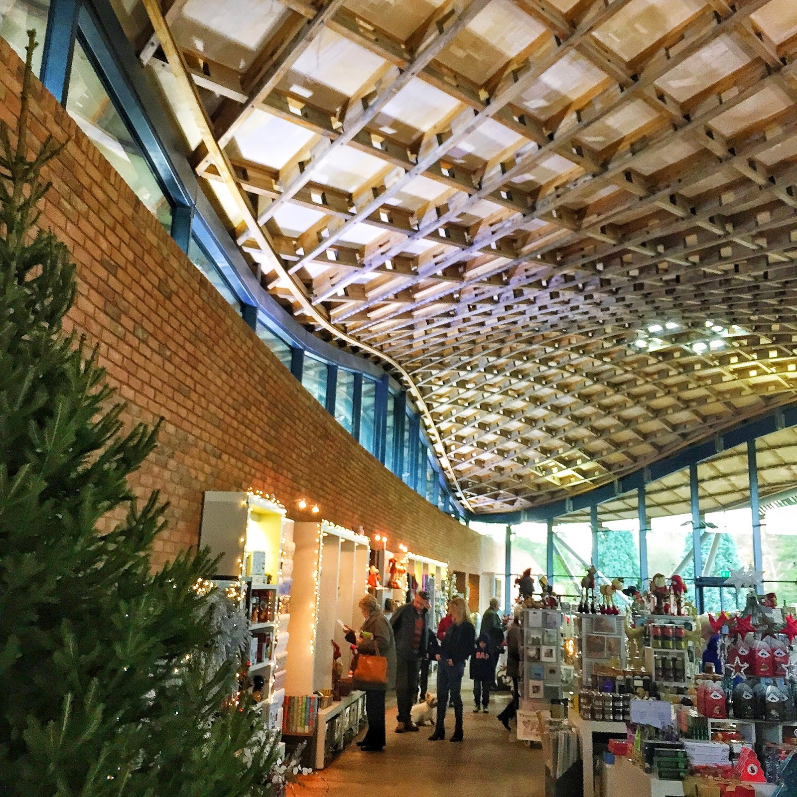 Savill Visitors Centre