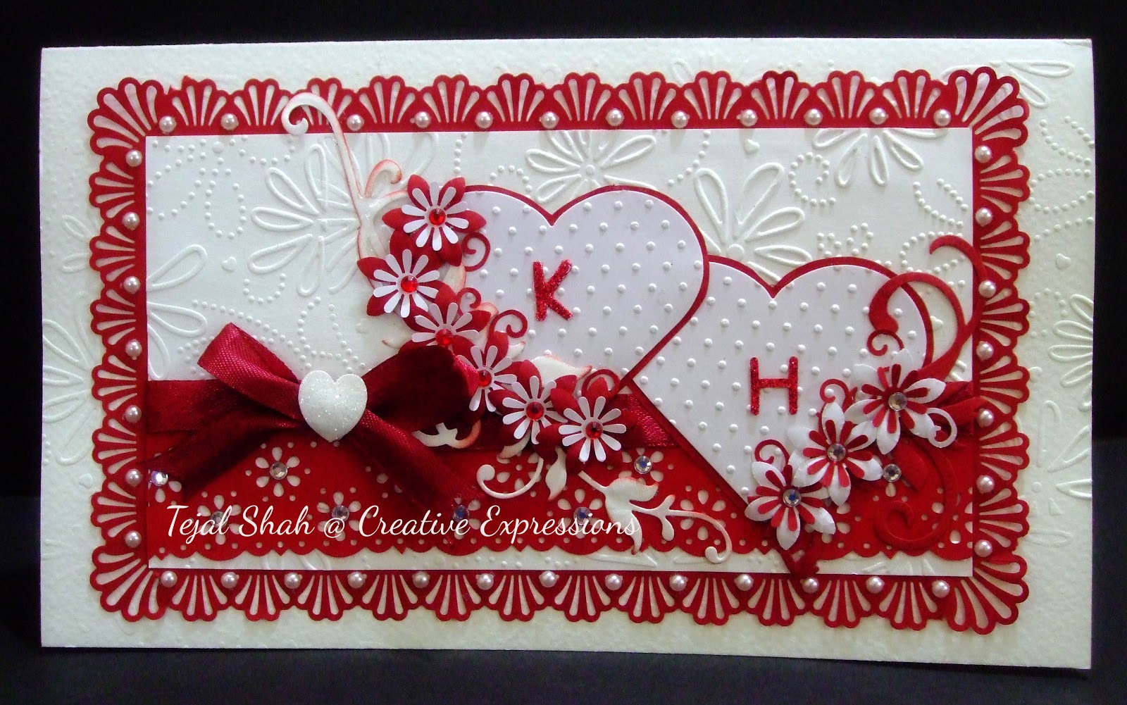Creative Expressions Store Engagement Card