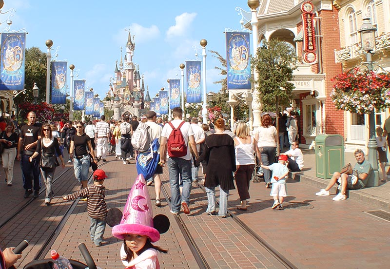 Going back to Disneyland Paris