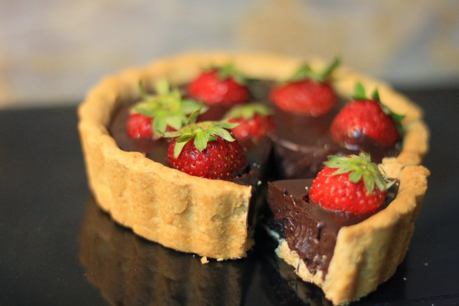 Çikolatalı Çilekler Tarifi