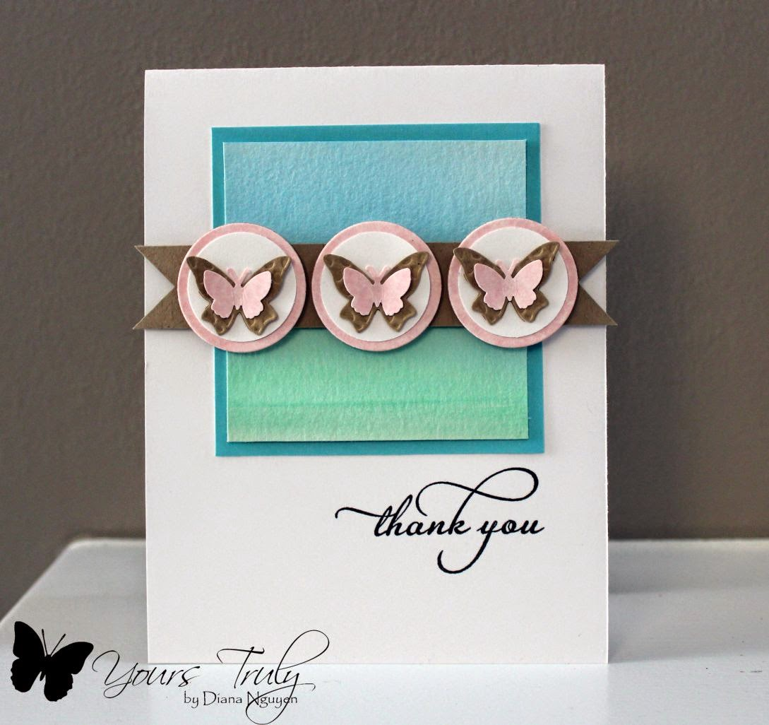 Diana Nguyen, CAS, thank you card, Verve