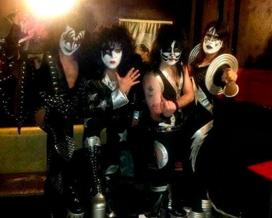 Kiss army argentina fotos del show de quot kiss alive quot en mar del plata