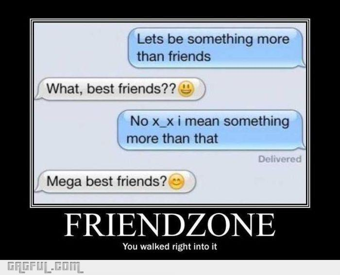 friendzone friend zone