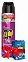 Buy All Out Multi Insect Killer (600ml) + freebie At Rs.196