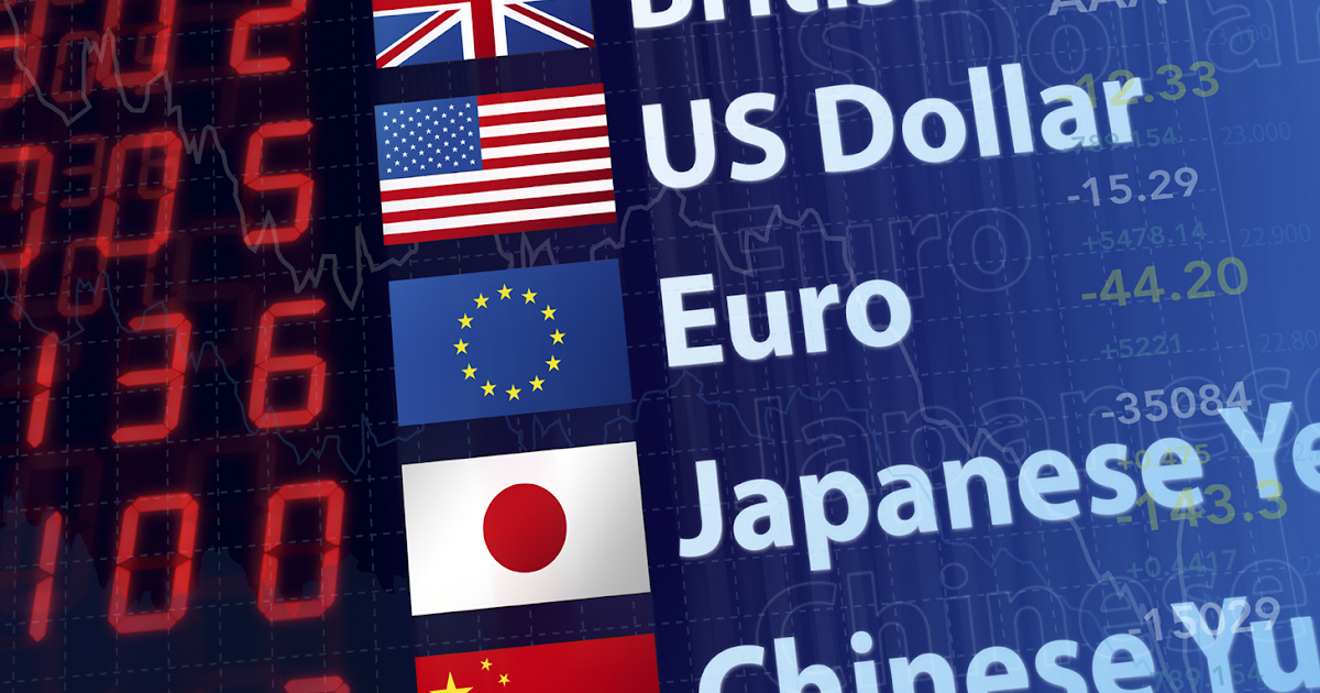 Forex 4 exchanges