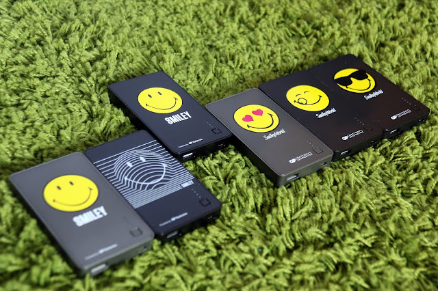 SPECIAL EDITION GP x Smiley Power Bank