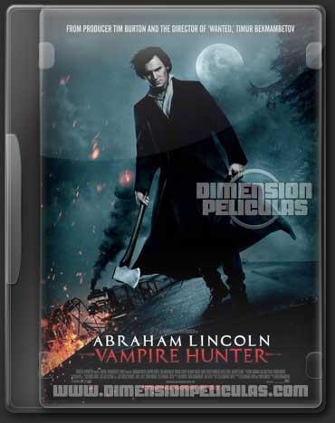 Abraham Lincoln Vampire Hunter (DVDRip Inglés Subtitulada)