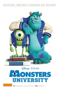 Download film Monsters University subtitle indonesia