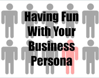 Stand out from the crowd with business persona