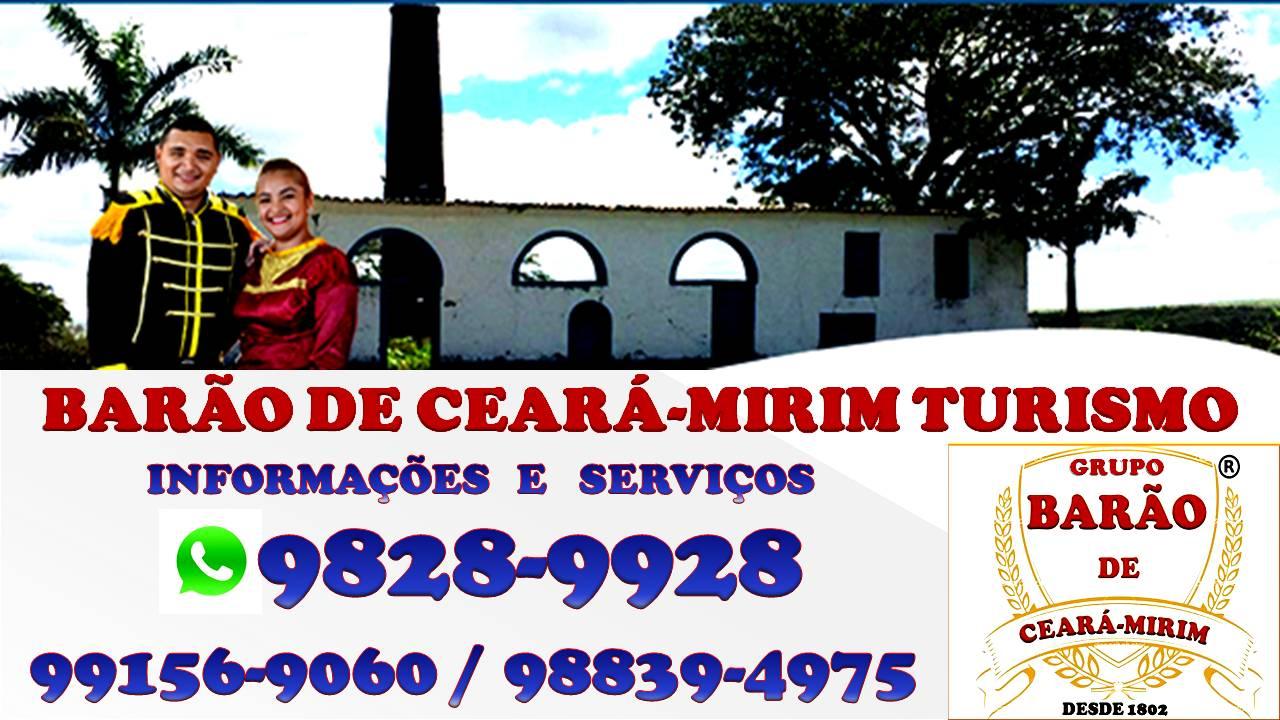 BLOG DO BARÃO DE CEARÁ-MIRIM