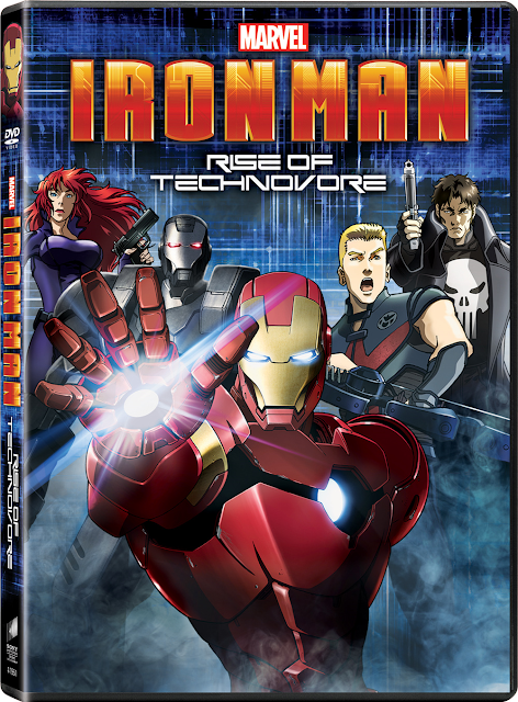 Iron Man Rise of the Technovore 2013 Sem+nome