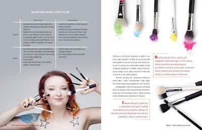 książka o makijażu Red Lipstick Monster Tajniki makijażu pomysły na prezenty świateczne 2015