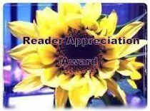 The Reader Appreciation Award!