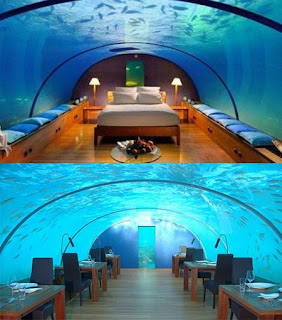 Underwater Poseidon Resort in Fiji