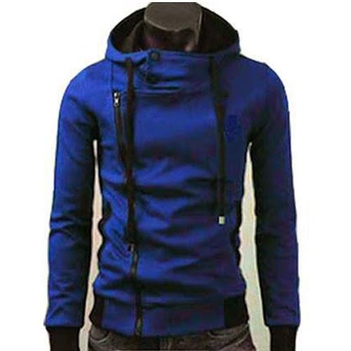 Jaket Harakiri Biru