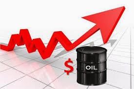 minyak naik