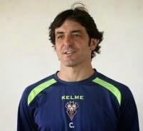 Carlos David Cano Marin y Keylor Navas