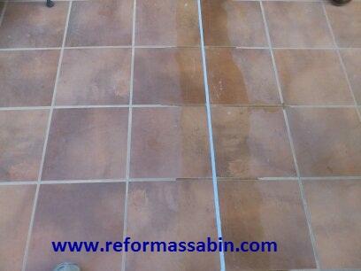 Reformas sabin en sevilla soleria 002 exterior - Gres porcelanico exterior ...