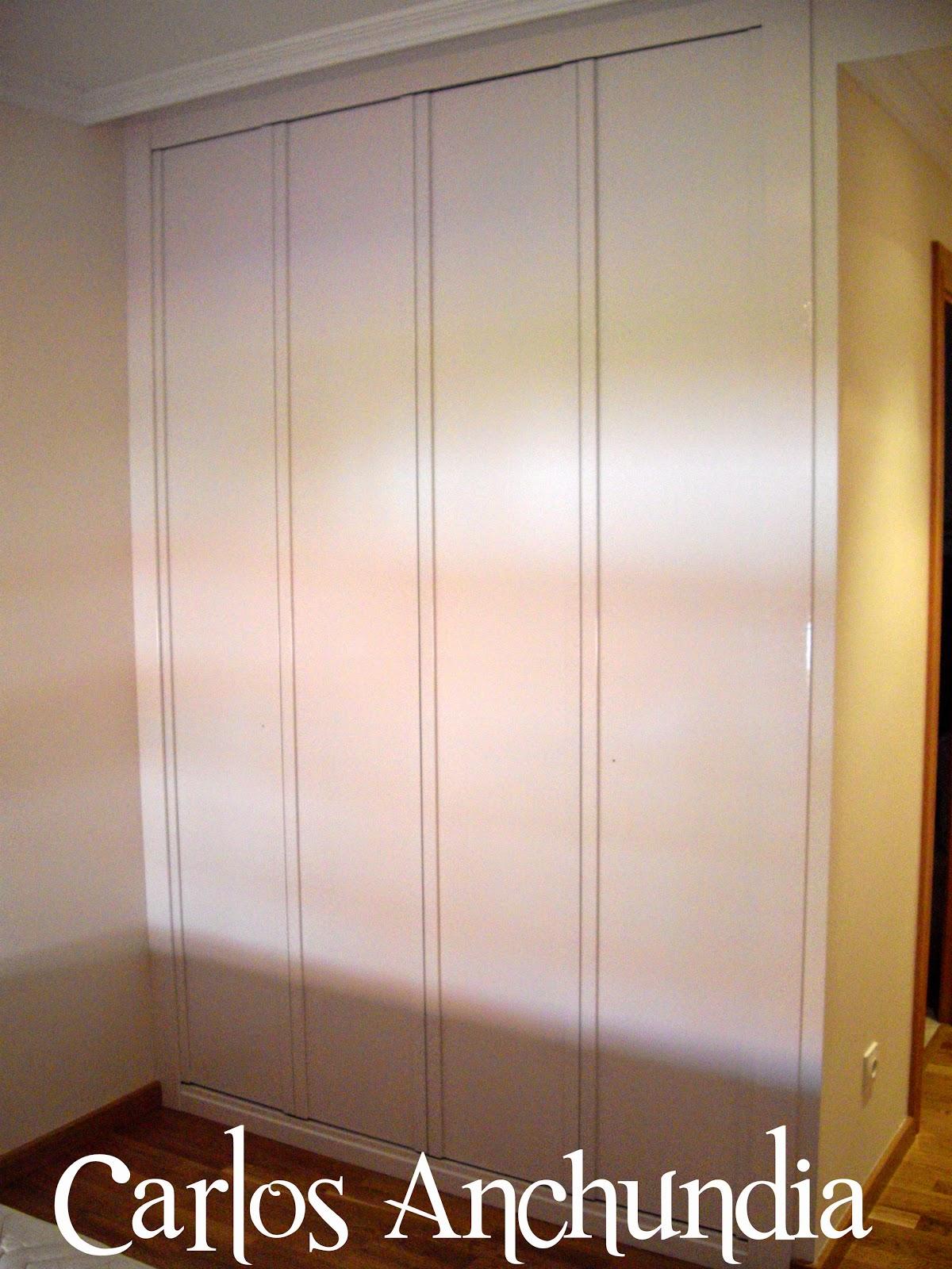 Cambiar puertas armario empotrado cheap cambiar puertas - Cambiar armario empotrado ...