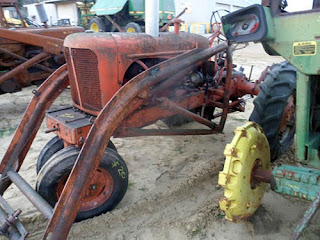 used tractor parts