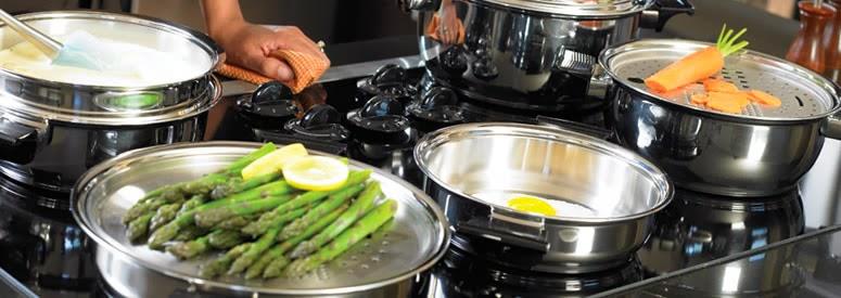 Gusto saludable rena ware salud en tu cocina for Precios de utensilios de cocina rena ware