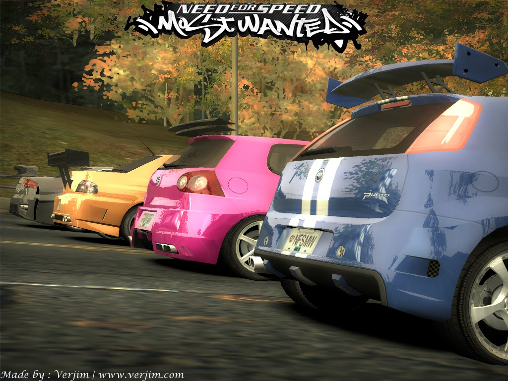 Need For Speed Most Wanted Download PC Game - Games Free FUll version ...