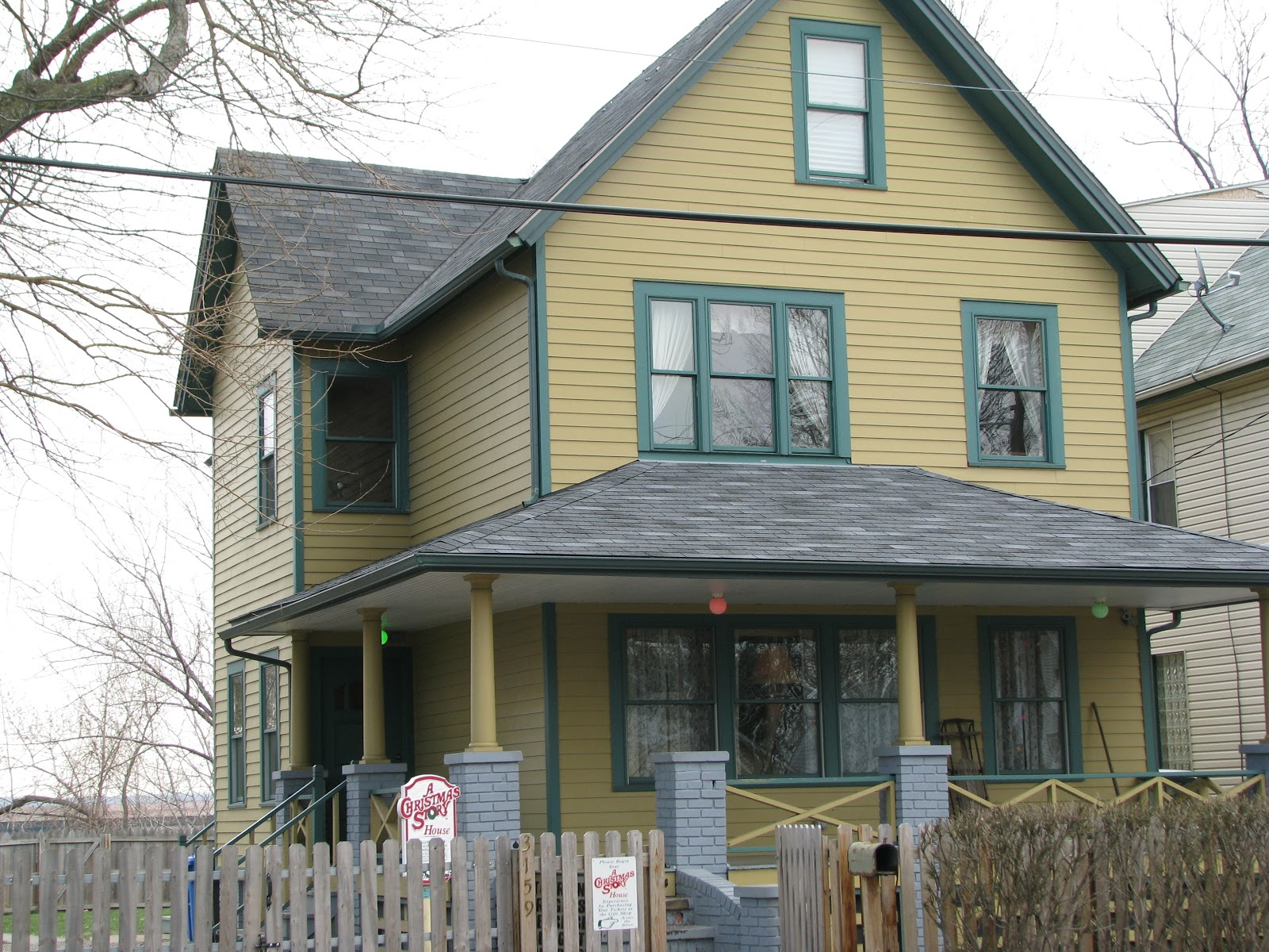 a christmas story house in cleveland - Where Was The Christmas Story Filmed