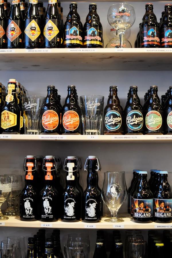 The Bottle Shop | Bruges, Belgium