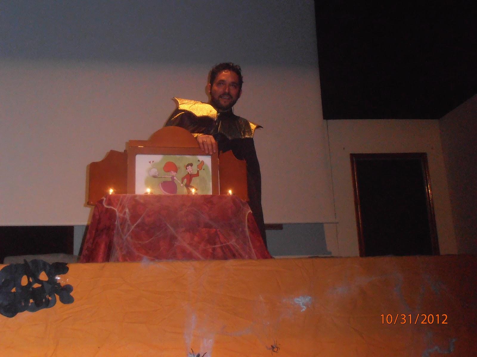La biblioteca municipal de barcarrota cuentacuentos en for Cuarto milenio halloween