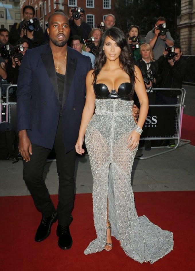 Photo Galleries  Kim Kardashian event GQ Men of the Year Awards