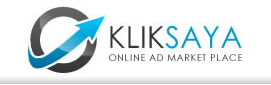 KlikSaya - Logo - www[dot]romadhon-byar[dot]com